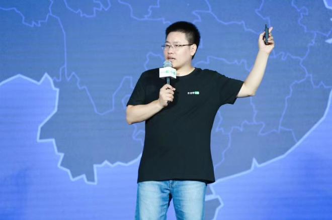 Hou Jianbin - CEO của Zuoyebang, nền tảng giáo dục trực tuyến hàng đầu Trung Quốc.