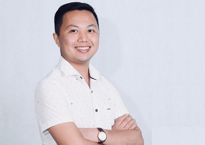 Ông David Hà, CEO của Zasco.