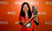 Startup Việt giành quán quân 'Cuộc chiến khởi nghiệp' tại Hong Kong