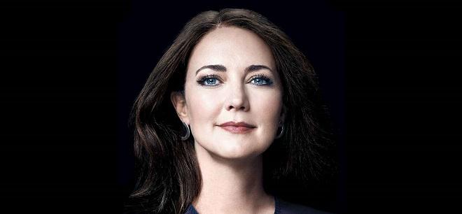 Sarah Kauss từng bắt đầu sự nghiệp với nghề kiểm toán.