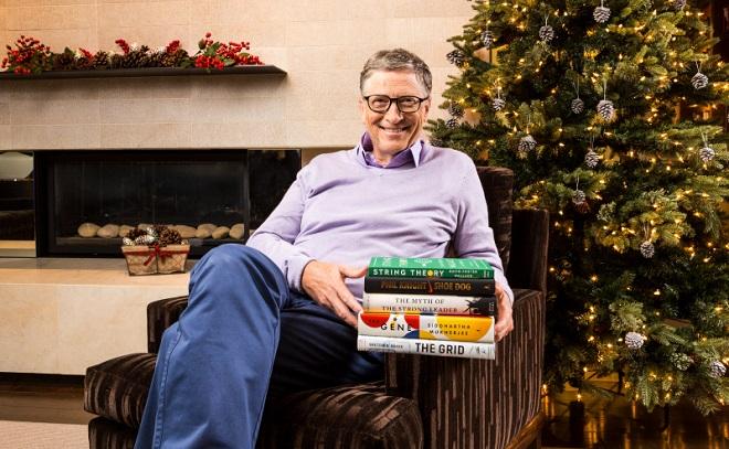 Bill Gates là sáng lập của nhiều tổ chức từ thiện.