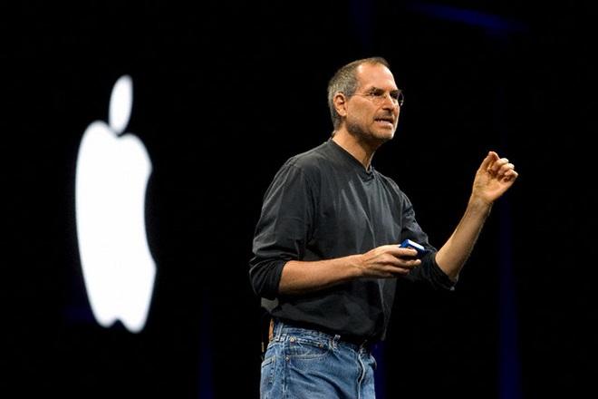 Steve Jobs - sáng lập Apple.