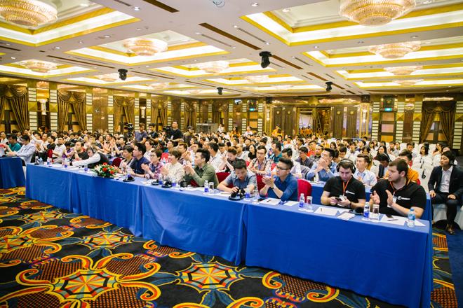 Một chương trình Blockchain, kết nối cộng đồng của Bigcoinvietnam.