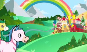 Startup làm game 'ngựa ảo' trên nền tảng Blockchain