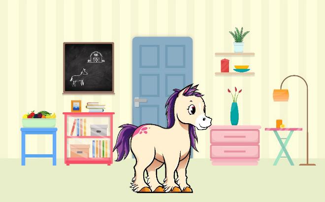 Mỗi nhân vật ngựa con được thiết kế tỉ mỉ với những điểm mạnh, yếu khác nhau, tạo nên sự phong phú và cân bằng cho trò chơi.