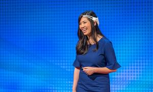Nữ CEO gốc Việt nổi danh thung lũng Silicon với công nghệ sóng não