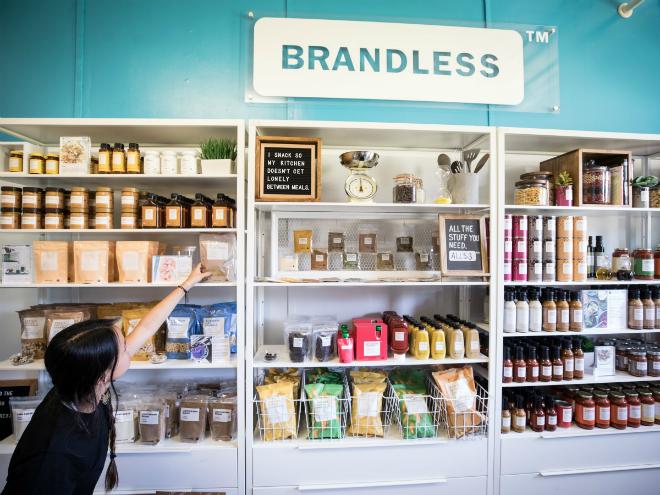 Để công ty phát triển, Brandless cần phải có chiến lược để mở rộng số lượng khách hàng thường xuyên. Ảnh: Bussiness Insider