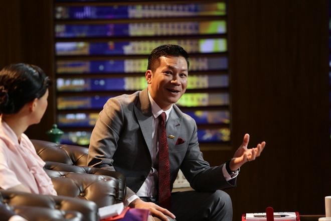 Shark Hưng quyết định đầu tư vào startup công nghệ y tế.