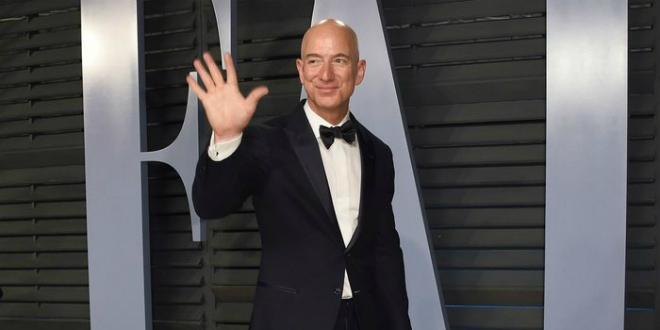 Luôn sáng tạo và dám mơ lớn là hai trong nhiều yếu tố dẫn đến thành công của Jeff Bezos.