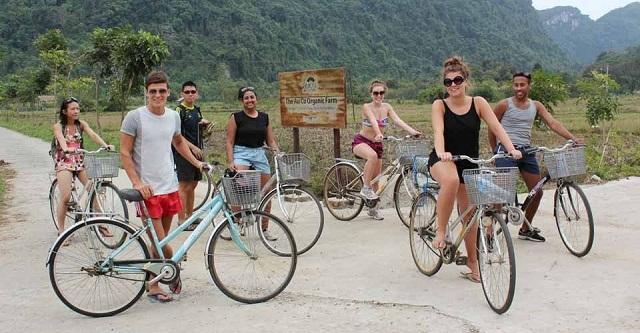 Chuyến du lịch tại Việt Nam thông qua Flashpack.