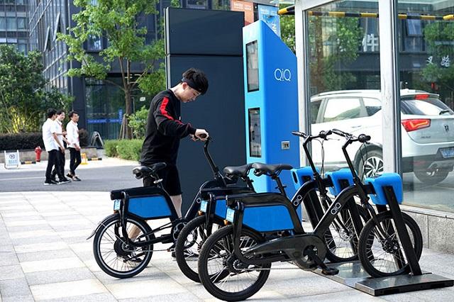 Qiq sẽ cung cấp hệ thống xe và các trạm sạc dọc tuyến đường.