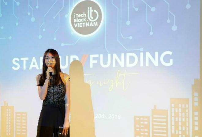 Bà Ava Tao,Tổng giám đốc iTechBlack Việt Nam cho biết mô hình này sẽ kết nối các startup công nghệ, lan tỏa tinh thần hỗ trợ, khởi nghiệptích cực trong cộng đồng.