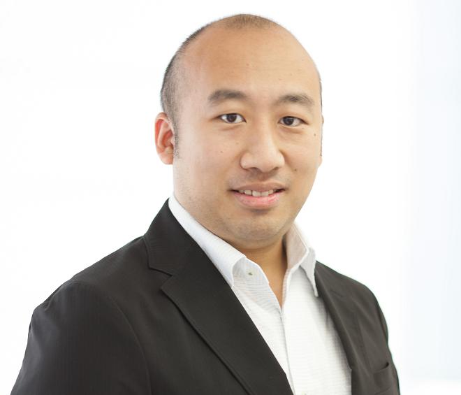 Ông Hajime Hotta (Nhật Bản) đồng sáng lập tổ chức đầu tư và hỗ trợ startup công nghệ Innovatube.