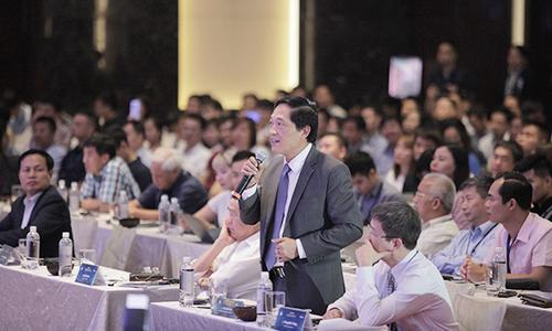 Thứ trưởng Khoa học và Công nghệ làm giám khảo cuộc thi Startup Việt 2018