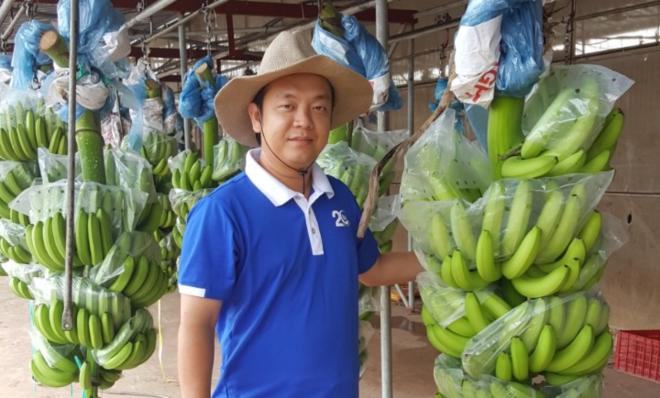 Phạm Quốc Liêm - Tổng giám đốc Unifarm. Ảnh: NVCC.