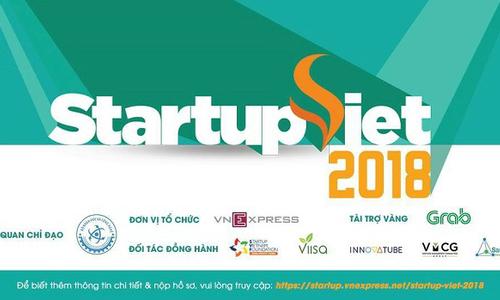 Gần 400 hồ sơ đăng ký tham gia cuộc thi Startup Việt 2018