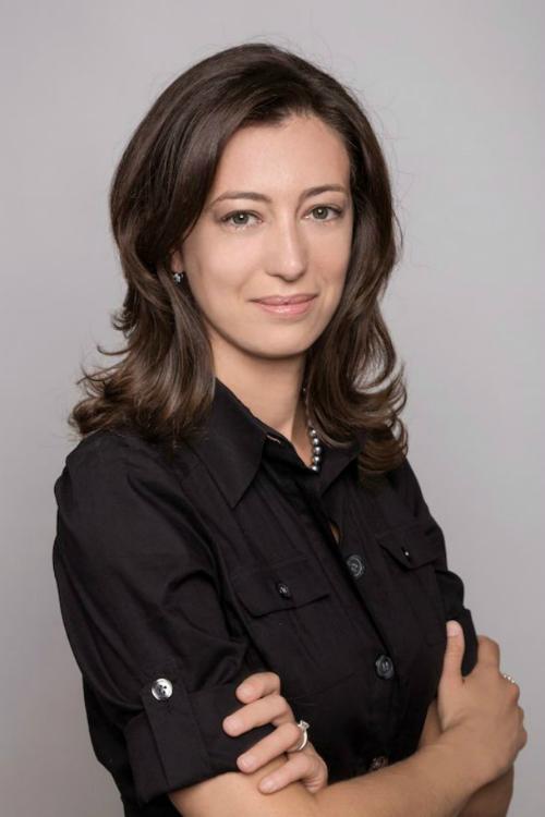 Bà Irina