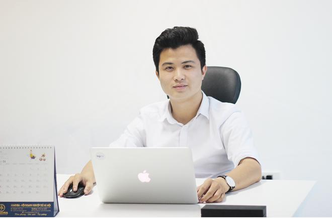 Trần Trung Hiếu - CEO TopCV.
