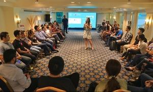 Startup muốn xuất ngoại trước tiên phải trụ vững tại sân nhà