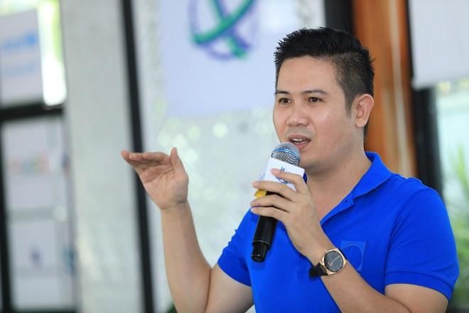 ông Nguyễn Văn Tam - Chủ tịch HĐQT Tập đoàn điện tử Asanzo.