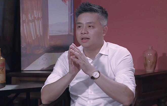 Ông Trịnh Minh Giang, Chủ tịch VMCG.