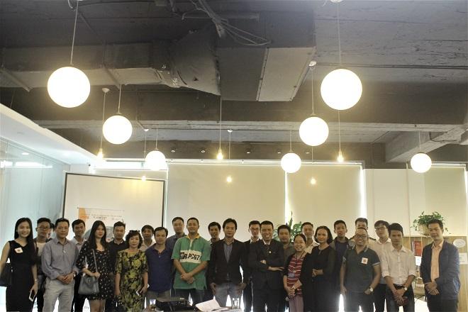 Hơn 20 cuộc gặp gỡ, kết nối giữa startup và doanh nghiệp sau chương trình.
