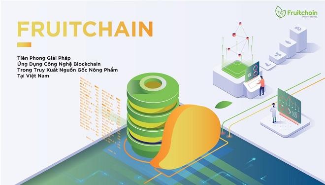 Fruitchain là giải pháp truy xuất nguồn gốc nông sản dựa trên công nghệ Blockchain.