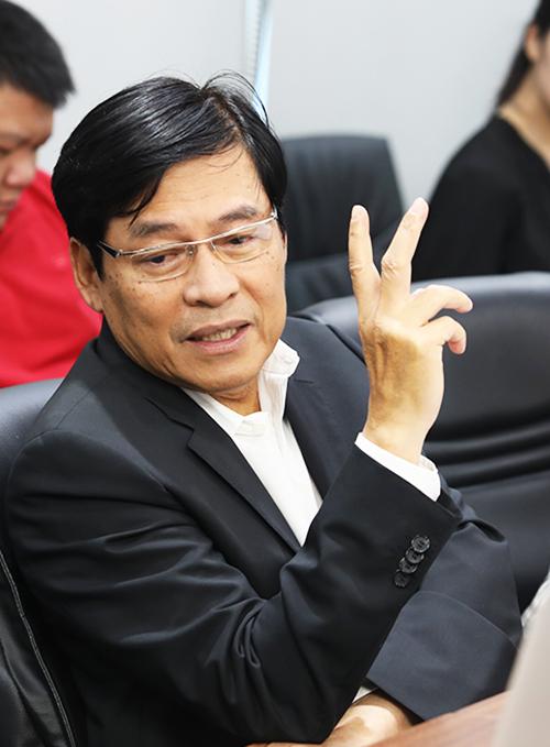 ông Phạm Phú Ngọc Trai - Chủ tịch công ty tư vấn GIBC.
