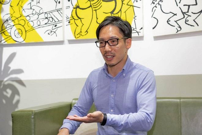 Từng học về thiết kế đồ họa, Yamamoto lại quyết định rẽ sang một hướng hoàn toàn khác, chọn Việt Nam làm nơi xây dựng sự nghiệp của mình.