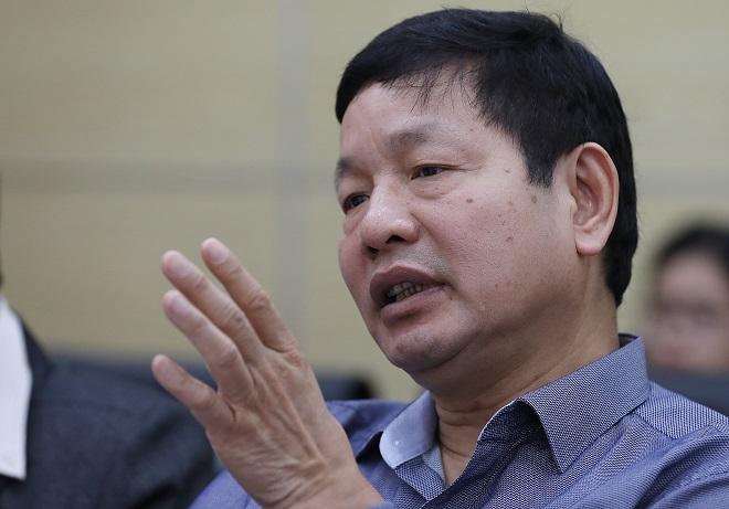 Ông Trương Gia Bình - Chủ tịch HĐQT Tập đoàn FPT đặt nhiều câu hỏi hóc búa cho startup.
