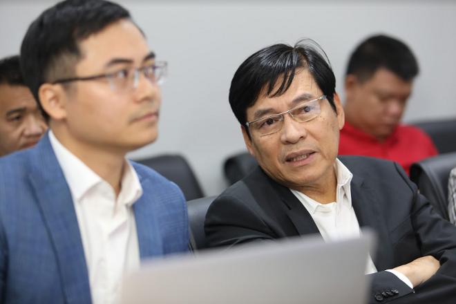 Ông Phạm Phú Ngọc Trai - Chủ tịch HĐQT Công ty tư vấn hội nhập toàn cầu GIBC băn khoăn về độ xác thực và hiệu quả của bộ tiêu chí đánh giá dự án an toàn.