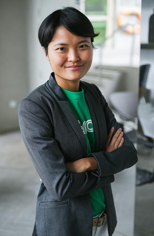 Đồng sáng lập Grab - Tan Hooi Ling sẽ có bài chia sẻ truyền cảm hứng cho giới khởi nghiệp Việt Nam.
