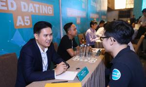 Ông Phạm Văn Tam thu hút startup tìm kiếm nguồn đầu tư