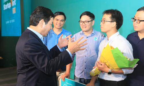 'Việt Nam sẽ có những startup kỳ lân tỷ USD như Grab'