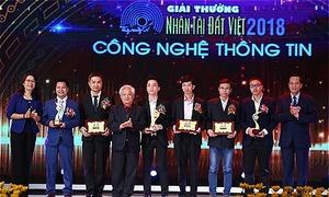 Nhân tài đất Việt vinh danh ứng dụng gọi xe