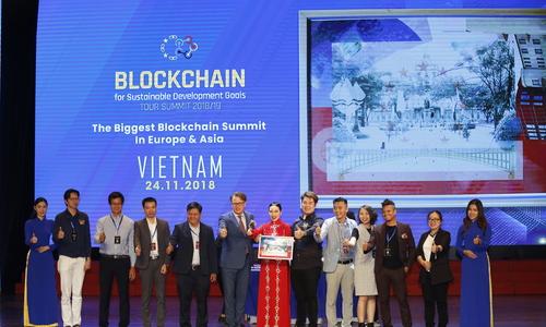 Việt Nam là điểm đến hấp dẫn trong làn sóng blockchain thế giới