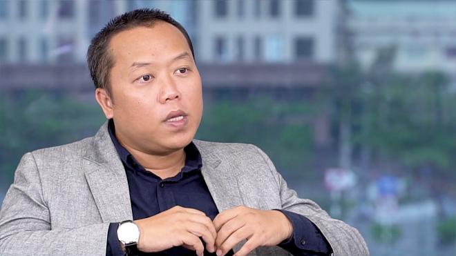 Ông Nguyễn Duy Vĩ - Đồng sáng lập, Giám đốc tiếp thị Công ty Tugo.