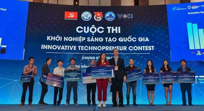 Tubudd  startup giành giải thưởng bình chọn tại Chung kết cuộc thi Khởi nghiệp sáng tạo Quốc gia.