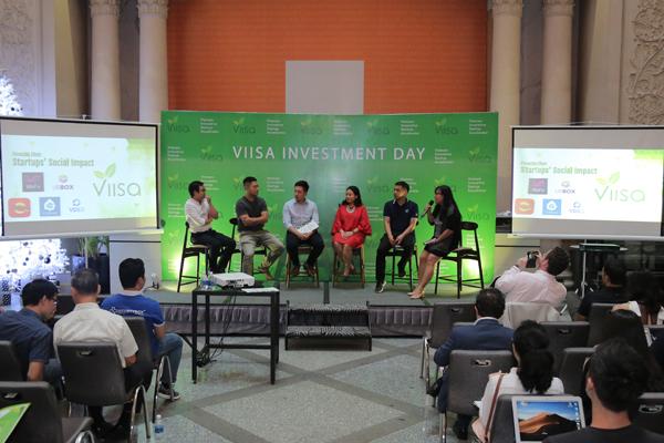 Các nhà sáng lập thảo luận bàn tròn về sức ảnh hưởng của VIISA đến các nhà sáng lập trong danh mục đầu tư và đến hệ sinh thái khởi nghiệp.