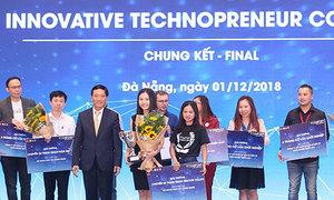 Top 10 startup xuất sắc tại Techfest 2018