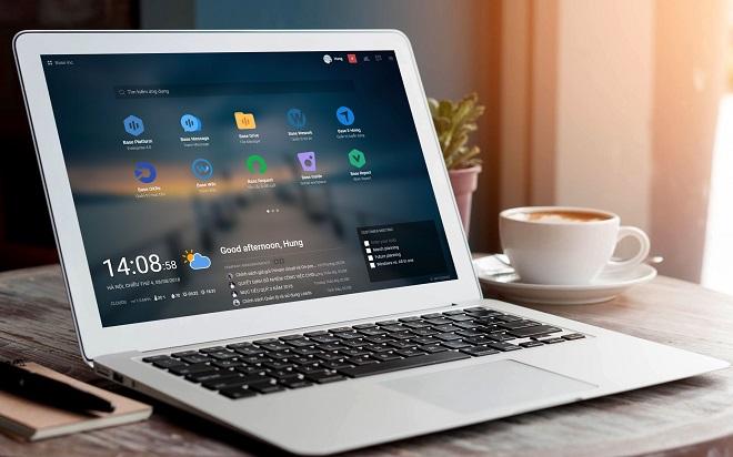 Base hiện triển khai hơn 20 ứng dụng tập trung vào 5 dòng sản phẩm chính là Nhân sự, Công việc, Quản trị, Tài chính, Marketing & Sales.