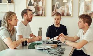 Startup Đan Mạch phát minh quần lót mặc cả tuần không giặt