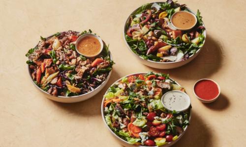 Chuỗi salad một tỷ USD của ba chàng trai Mỹ