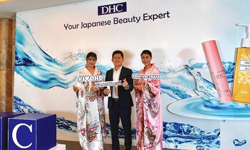 'Shark' Dũng đưa thương hiệu mỹ phẩm Nhật Bản về Việt Nam