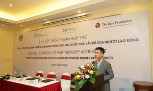Ứng dụng Blockchain hỗ trợ 3.000 lao động nữ giúp việc gia đình