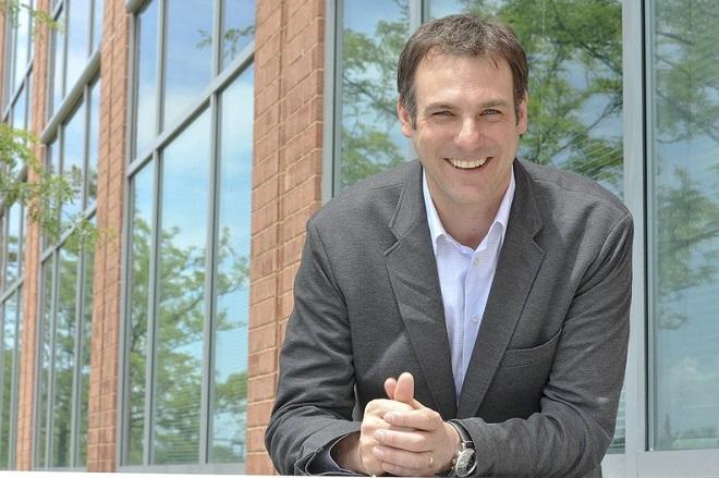 Chris Spanos, CEO và đồng sáng lập Urgent.ly