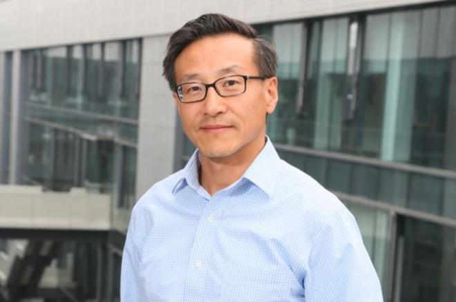 Joe Tsai - đồng sáng lập Alibaba. Ảnh: Alibaba.
