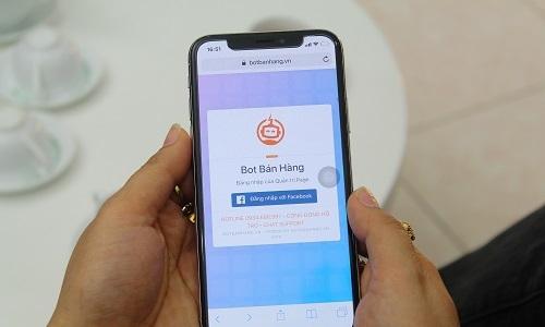 Startup Việt Botbanhang kêu gọi bình chọn cho giải thưởng khởi nghiệp thế giới