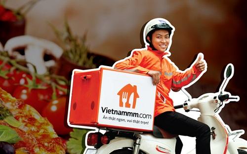 Vietnammm - một trong những nền tảng giao đồ ăn đầu tiên của Việt Nam.