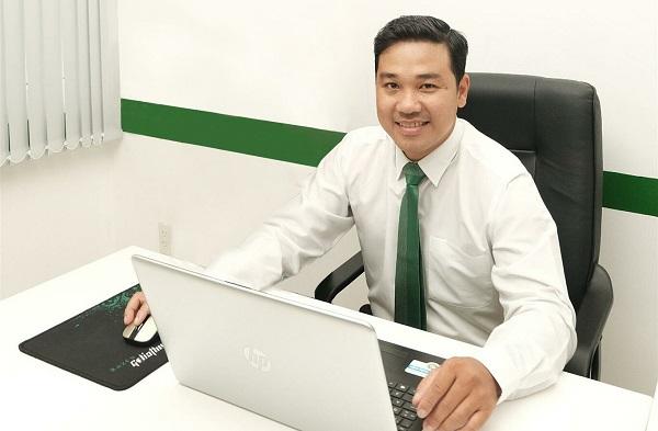 Lê Văn Sinh - sáng lập Shaca; Ảnh: NVCC